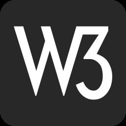 w3 cw3, w3cw3 icon