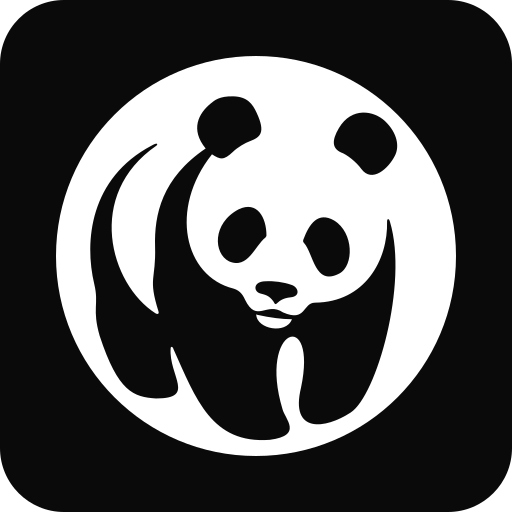 world wild fund, wwf icon