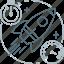 fast, launch, mvp, rocket, starting, startup, stopwatch icon