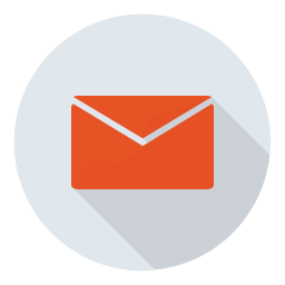 e-mail, email, mail, social icon