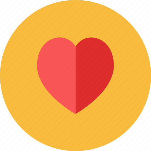 Heart icon - Download on Iconfinder on Iconfinder