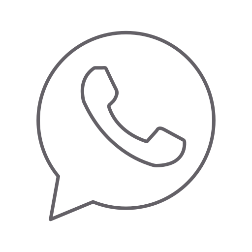 chat, communication, message, mobile, talk, telephone, whatsapp icon