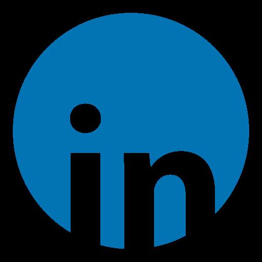 business, in, linked, linkedin, microsoft, partner, social icon