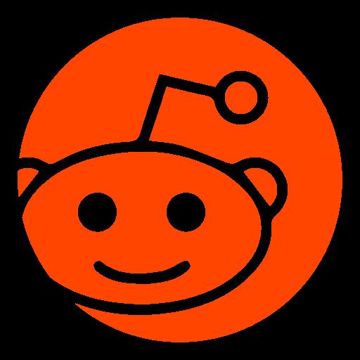 forum, funny, news, reddit, social icon