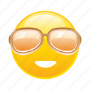 emoji, emoticon, face, smile, smiley icon