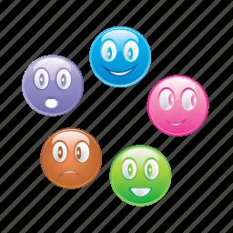 emoji, emoticon, face, smiley, smileys icon