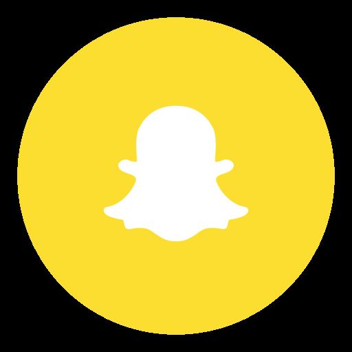 snapchat, social icon