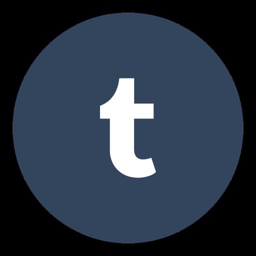social, tumblr icon