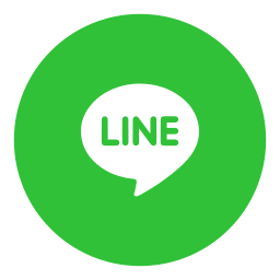 line, messenger, social icon