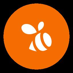 foursquare, social, swarm icon