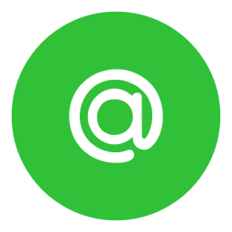 mailru, social icon