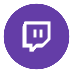 channel, game, social, twitch icon