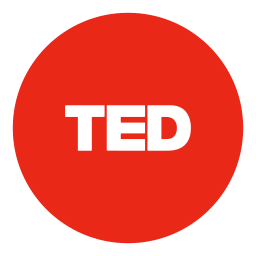 social, ted, ted talks icon