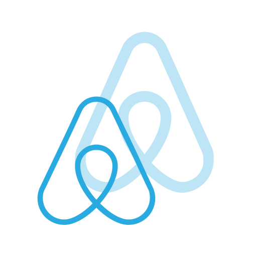 Airbnb Logo Media Social Icon
