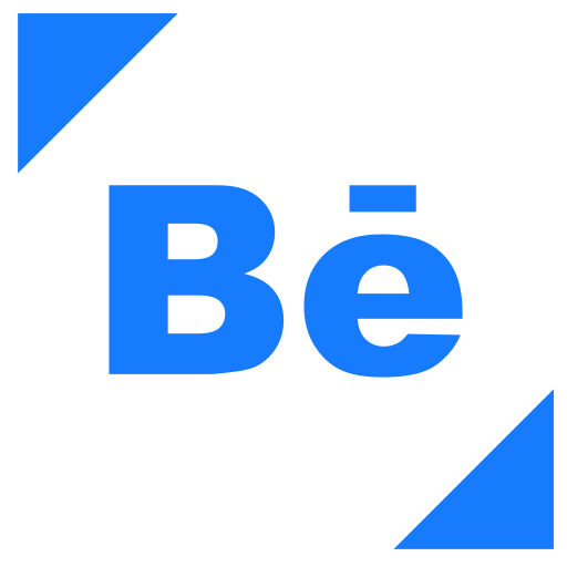 artist, behance, like, profile, share icon