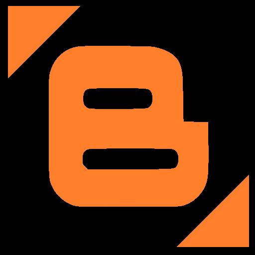 blog, blogger, blogspot, post icon