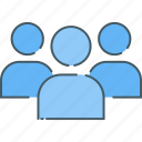 communication, group, media, network, people, sharing, social icon
