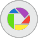 logo, photo, picasa icon