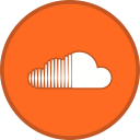 audio, cloud, music, sound icon
