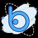 badoo, media, social icon