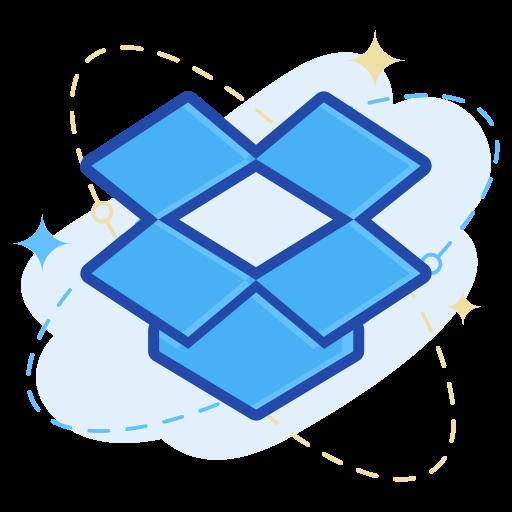 Dropbox, media, social icon - Free download on Iconfinder