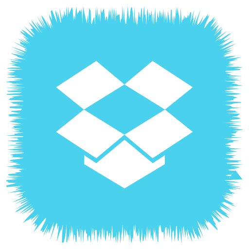 Box, drop, media, social icon - Free download on Iconfinder