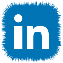 in, linked, media, social icon