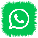 media, social, whatsapp icon