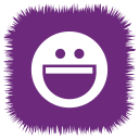messanger, media, yahoo, social icon
