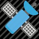 communication, dish, gps satellite, satellite, space, space satellite icon