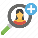 add connection, add contact, add friend, add people, social media icon