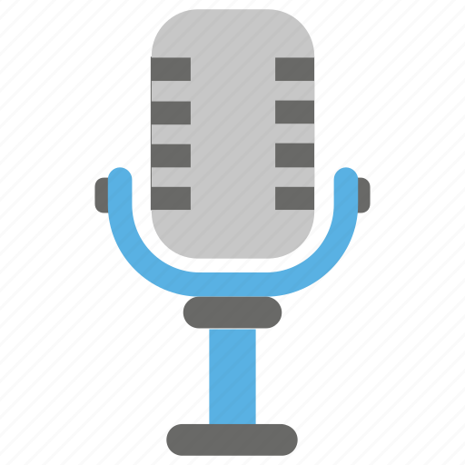 Audio, mic, microphone, record, sound icon - Download on Iconfinder