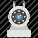 camera, digital cam, web cam, web camera, wifi cam icon