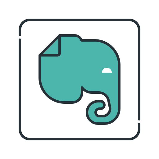 Evernote, notepad, notes icon - Free download on Iconfinder