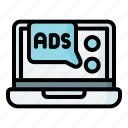 ads, advertising, income, money, profit