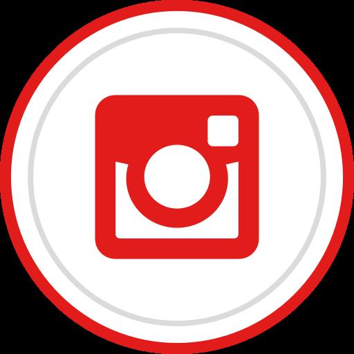 brand, instagram, logo, media, social icon