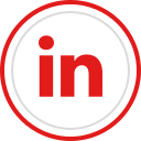 brand, linkedin, logo, media, social icon