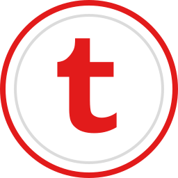 brand, logo, media, social, tumblr icon