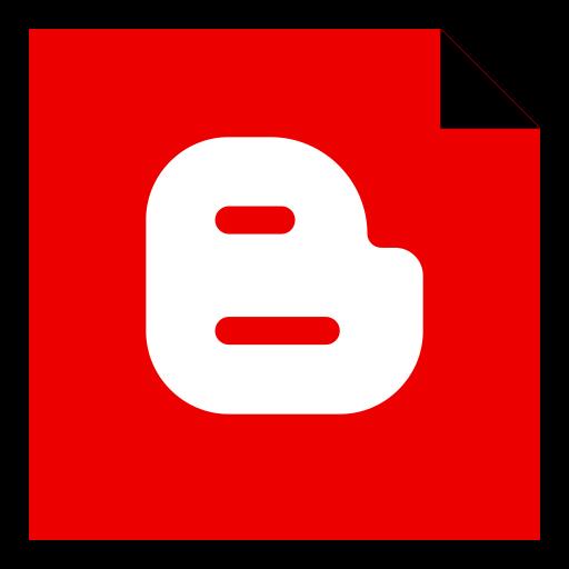 blogger, brand, logo, media, social icon