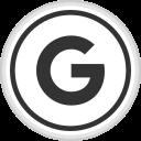 google, logo, media, online, social icon