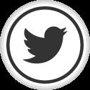 logo, media, online, social, twiiter icon