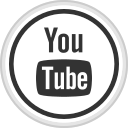 logo, media, online, social, youtube icon