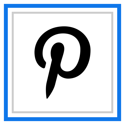 channel, media, pinterest, social icon
