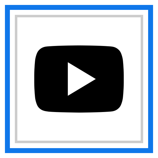 channel, media, play, social, youtube icon