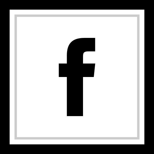 facbook, logo, media, social icon