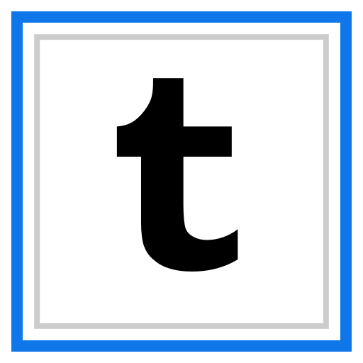 channel, media, social, tumblr icon