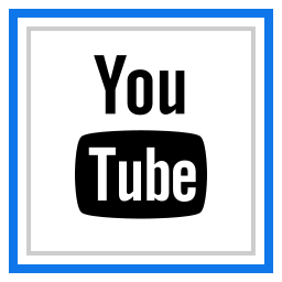 channel, media, social, youtube icon