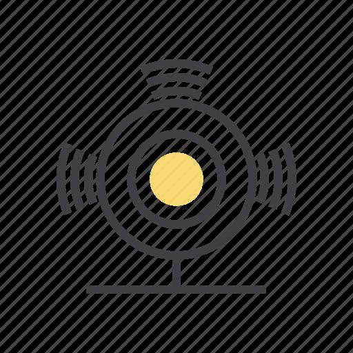 camera, internet, network, web, website icon