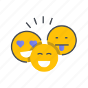emoji, emojis, emoticons, emotion, smiley icon