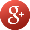 circle, colored, google plus, gradient, media, social, social media icon